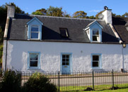 Cottage. Plockton Holidays Scotland